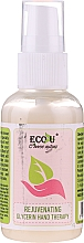 Parfüm, Parfüméria, kozmetikum Fiatalító kézkúra glicerinnel - Eco U