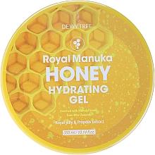 """Parfüm, Parfüméria, kozmetikum Hidratáló gél """"Fennséges manuka méz"""" - Dewytree Royal Manuka Honey Hydrating Gel"""