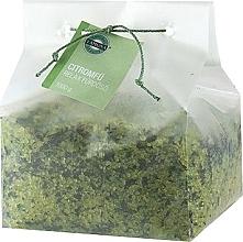 "Parfüm, Parfüméria, kozmetikum Fürdősó ""Citromfű"" - Yamuna Lemon Balm Bath Salt"