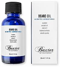 Parfüm, Parfüméria, kozmetikum Szakáll olaj - Baxter of California Grooming Beard Oil