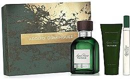 Parfüm, Parfüméria, kozmetikum Adolfo Dominguez Agua Fresca Vetiver - Szett (edt/120ml + asb/75ml + edt/mini/20ml)