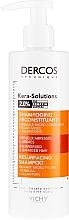 Parfüm, Parfüméria, kozmetikum Sampon gyenge és sérült hajra - Vichy Dercos Kera-Solutions Shampooing Reconstituant