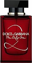 Parfüm, Parfüméria, kozmetikum Dolce&Gabbana The Only One 2 - Eau De Parfum