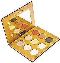 Parfüm, Parfüméria, kozmetikum Szemhéjfesték paletta - Ibra Eyeshadow Palette By Ewelina Zych
