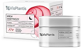 Parfüm, Parfüméria, kozmetikum Éjszakai arckrém - Vis Plantis Reti Vital Care Anti-Wrinkle Nourishing Night Cream