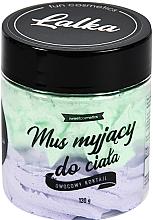 """Parfüm, Parfüméria, kozmetikum Tisztító mousse """"Gyümölcs koktél"""" - Lalka"""