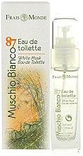 Parfüm, Parfüméria, kozmetikum Frais Monde Muschio Bianco 87 White Musk - Eau De Toilette