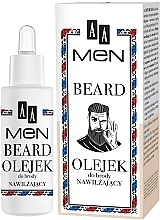 Parfüm, Parfüméria, kozmetikum Hidratáló szakállolaj - AA Men Beard Oil