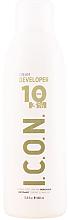 Parfüm, Parfüméria, kozmetikum Aktivátor- krém - I.C.O.N. Ecotech Color Cream Activator 10 Vol (3%)