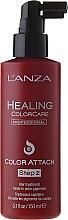 Parfüm, Parfüméria, kozmetikum Spray fényes hajért - Lanza Healing Color Care Color Attach Step 2