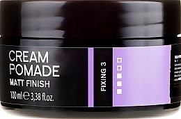 Parfüm, Parfüméria, kozmetikum Modellező pomádé hajra és szakálra - Dandy Matt Finish Cream Pomade Matte Wax For Hair And Beard