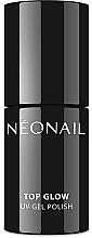 Parfüm, Parfüméria, kozmetikum Top gél-lakk - NeoNail Professional UV Gel Polish Top Glow Sparkling