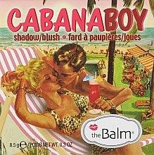 Parfüm, Parfüméria, kozmetikum Szemhéjfesték-púder - TheBalm Shadow-Blush Cabana Boy