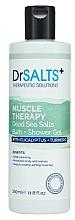 Parfüm, Parfüméria, kozmetikum Tusfürdő - Dr Salts + Muscle Therapy