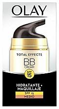 Parfüm, Parfüméria, kozmetikum BB-krém - Olay Total Effects BB Cream SPF15