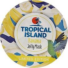 """Parfüm, Parfüméria, kozmetikum """"Banán"""" arcmaszk - Marion Tropical Island Banana Jelly Mask"""
