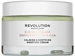 Parfüm, Parfüméria, kozmetikum Hidratáló és nyugtató krém - Revolution Skincare Cica Calming & Soothing Moisture Cream