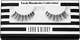 Parfüm, Parfüméria, kozmetikum Műszempilla, természetes, EL 1 - Lord & Berry Lash Wardrobe Collection
