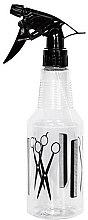 Parfüm, Parfüméria, kozmetikum Porlasztó 00173, 500 ml, áttetsző - Ronney Professional Spray Bottle 173