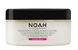 Parfüm, Parfüméria, kozmetikum Maszk festett hajra rizzsel és fitokeratinnal - Noah Hair Mask With Rice Phytokeratine