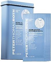 Parfüm, Parfüméria, kozmetikum Átlátszó pattanás elleni tapasz - Peter Thomas Roth Acne-Clear Invisible Dots