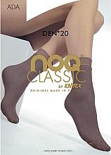 """Parfüm, Parfüméria, kozmetikum Női zokni """"Ada"""" 20 Den, beige - Knittex"""