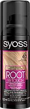 Parfüm, Parfüméria, kozmetikum Lenövést elfedő hajszínező spray - Syoss Root Retoucher Spray