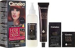 Parfüm, Parfüméria, kozmetikum Tartós hajfesték természetes olajokkal - Delia Cameleo Omega +