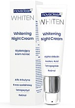 Parfüm, Parfüméria, kozmetikum Éjszakai arckrém - Novaclear Whiten Whitening Night Cream