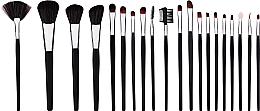 Parfüm, Parfüméria, kozmetikum Sminkecset készlet, RA 00211 - Ronney Professional Cosmetic Make Up Brush Set