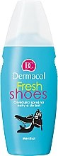 Parfüm, Parfüméria, kozmetikum Cipőfrissítő spray - Dermacol Fresh Shoes Spray