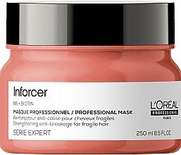 Parfüm, Parfüméria, kozmetikum Erősítő hajmaszk - L'Oreal Professionnel Inforcer Strengthening Anti-Breakage Masque