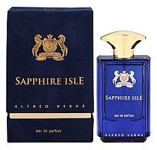 Parfüm, Parfüméria, kozmetikum Alfred Verne Sapphire Isle - Eau De Parfum