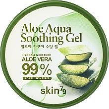 Parfüm, Parfüméria, kozmetikum Többfunkciós gél - Skin79 Aloe Aqua Soothing Gel