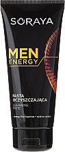 Parfüm, Parfüméria, kozmetikum Arctisztító paszta - Soraya Men Energy
