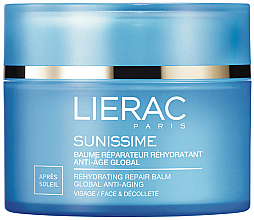 Parfüm, Parfüméria, kozmetikum Regeneráló arc és dekoltázs balzsam - Lierac Sunissime Global