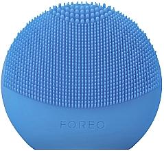Parfüm, Parfüméria, kozmetikum Smart arctisztító kefe - Foreo Luna Fofo Smart Facial Cleansing Brush Aquamarine