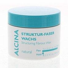 Parfüm, Parfüméria, kozmetikum Viasz, természetes fixálás - Alcina Natural Struktur Faser Wachs