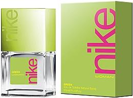 Parfüm, Parfüméria, kozmetikum Nike Green Woman Nike - Eau De Toilette