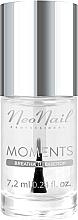 Parfüm, Parfüméria, kozmetikum Bázis és top lakk - NeoNail Professional Moments Base/Top 2in1