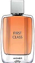 Parfüm, Parfüméria, kozmetikum Aigner First Class - Eau De Toilette (teszter)