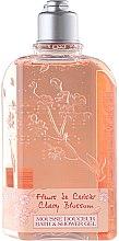 Parfüm, Parfüméria, kozmetikum Tusfürdő - L'Occitane Cherry Blossom Bath & Shower Gel