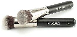 """Parfüm, Parfüméria, kozmetikum Alapozó ecset """"H52"""" - Hakuro"""
