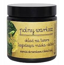 Parfüm, Parfüméria, kozmetikum Nyugtató hámlasztó maszk - Polny Warkocz