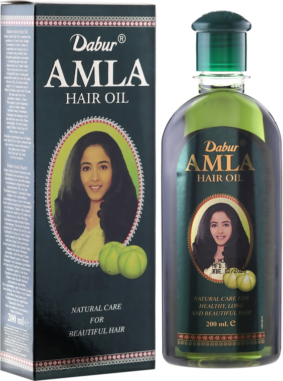 Hajolaj - Dabur Amla Hair Oil