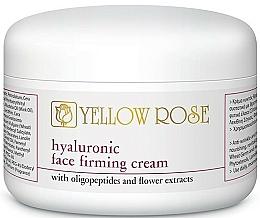 Parfüm, Parfüméria, kozmetikum Lifting krém hialuronsavval - Yellow Rose Hyaluronic Face Firming Cream