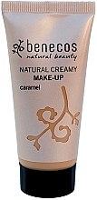 Parfüm, Parfüméria, kozmetikum Alapozó krém - Benecos Natural Creamy Foundation Make-Up