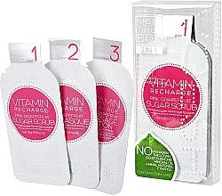 """Parfüm, Parfüméria, kozmetikum Kéz és körömápoló SPA """"Rózsaszín grapeifruit"""" - Voesh Mani In A Box Vitamin Recharge Pink Grapefruit"""