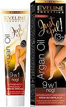 Parfüm, Parfüméria, kozmetikum Szőrtelenítő krém 9 az 1-ben - Eveline Cosmetics Argan Oil