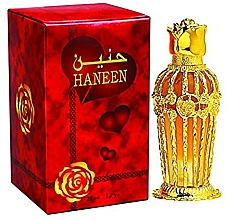Parfüm, Parfüméria, kozmetikum Al Haramain Haneen - Olajos parfüm